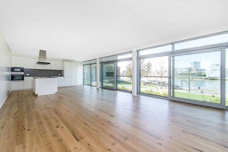 3 Bedrooms Apartment Flat for sale in Battersea Church Road, London
