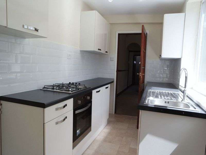 2 Bedrooms Terraced House for sale in Lime Street, Stoke-On-Trent, ST4 4EF