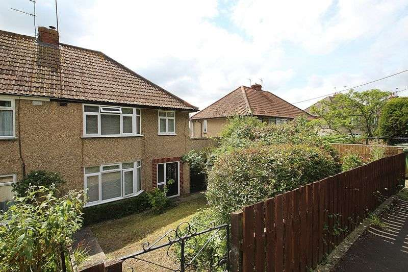 3 Bedrooms Semi Detached House for sale in The Roman Way, Glastonbury