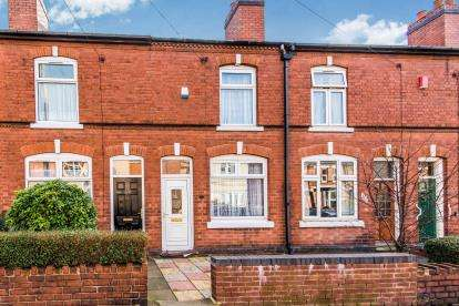 3 Bedrooms Terraced House for sale in Lumley Road, Walsall, West Midlands