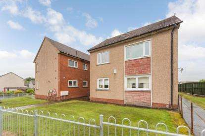 1 Bedroom Flat for sale in Deveron Crescent, Hamilton, South Lanarkshire