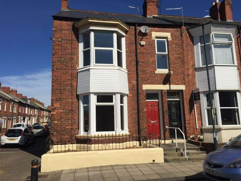 1 Bedroom Flat for sale in Oxford Avenue, South Shields
