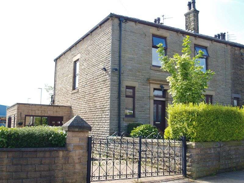 4 Bedrooms House for sale in Wesley Street, Milnrow, OL16 4DG