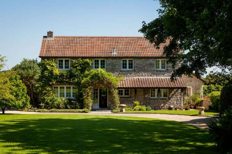 5 Bedrooms Detached House for sale in Old Hill House, Old Hill, Winford