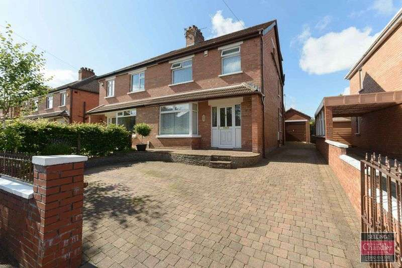5 Bedrooms Semi Detached House for sale in 13 Wynchurch Park, Belfast, BT6 0JL