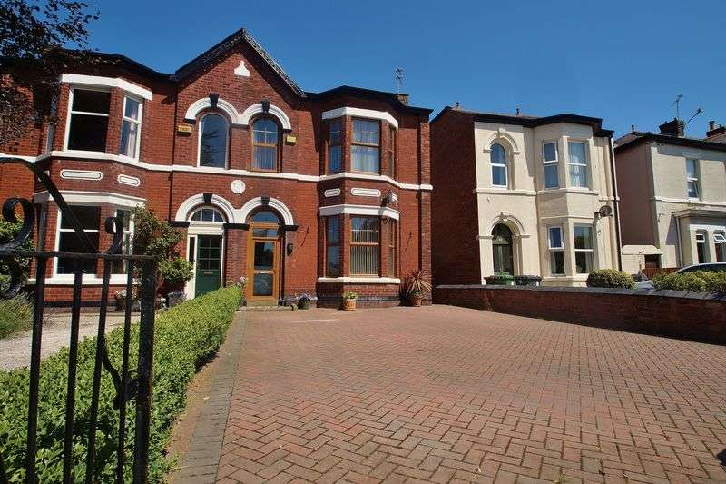 4 Bedrooms Semi Detached House for sale in Hawkshead Street, Southport