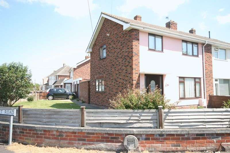 3 Bedrooms Semi Detached House for sale in Somerset Road, Bridgwater