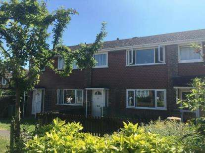 3 Bedrooms Terraced House for sale in Dumfries Close, Bletchley, Milton Keynes