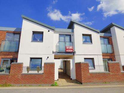 2 Bedrooms Flat for sale in Cloisters View, Hare Lane, Gloucester, Gloucestershire