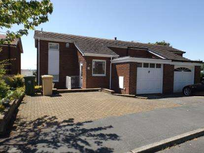 3 Bedrooms Semi Detached House for sale in Trevarrick Court, Horwich, Bolton, Greater Manchester