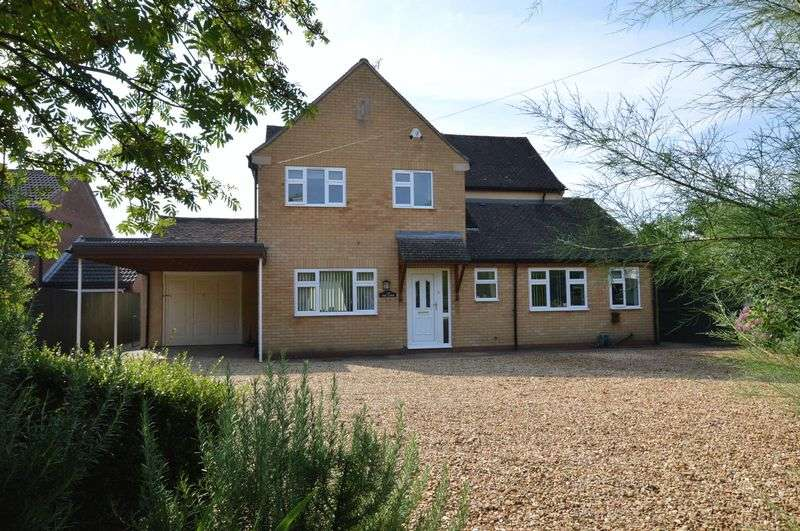 3 Bedrooms Detached House for sale in Empingham Road, Stamford