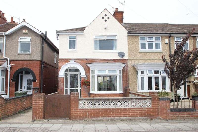 3 Bedrooms House for sale in HUDDLESTON ROAD, GRIMSBY