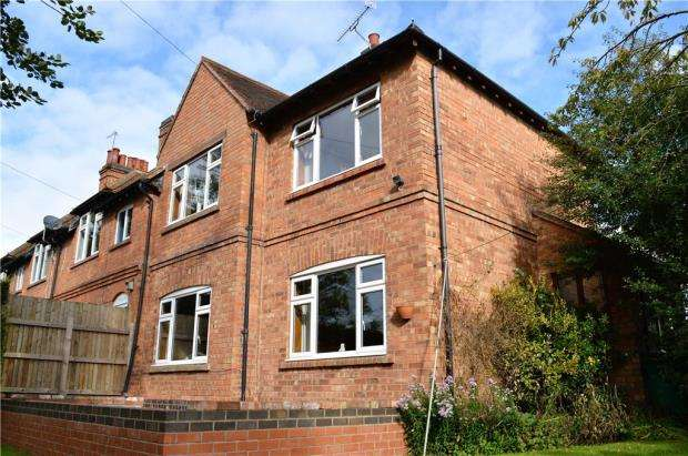 2 Bedrooms End Of Terrace House for sale in Spring Hill Cottages, Fosse Way, Offchurch, Leamington Spa