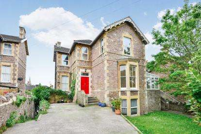 2 Bedrooms Flat for sale in Weston-Super-Mare, Somerset