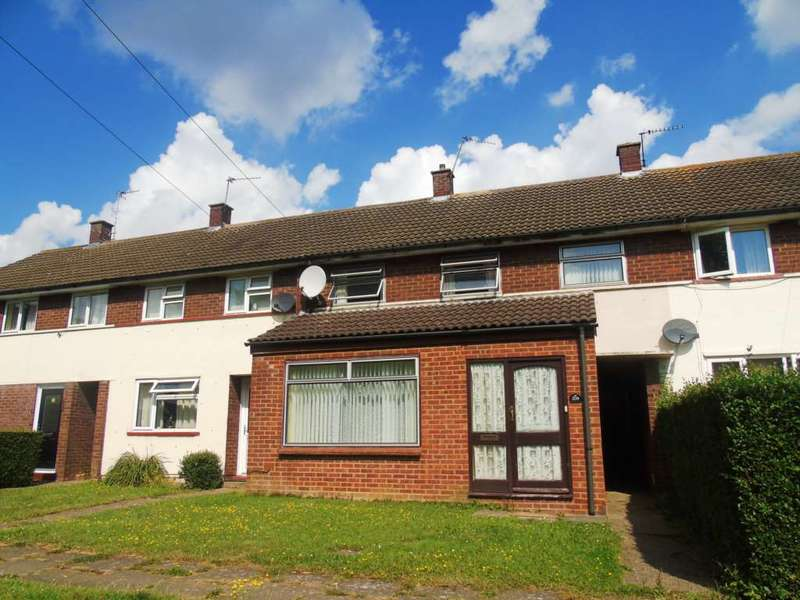 3 Bedrooms House for sale in Whaddon Way, Bletchley