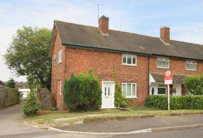 3 Bedrooms End Of Terrace House for sale in Toppham Drive, Sheffield, South Yorkshire