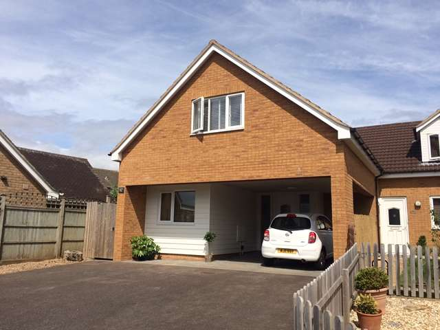 3 Bedrooms Semi Detached House for sale in 79E St Johns Road, Exmouth
