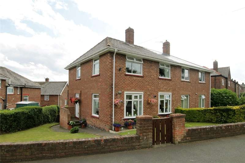 3 Bedrooms Semi Detached House for sale in Alder Grove, Leadgate, Consett, DH8
