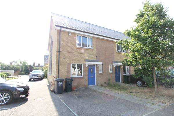 3 Bedrooms End Of Terrace House for sale in Robinson Way, Northfleet, Northfleet