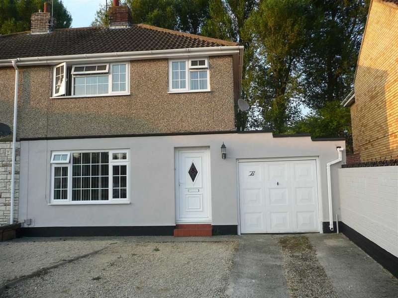 3 Bedrooms Semi Detached House for sale in Sunningdale Road, North Swindon, Swindon