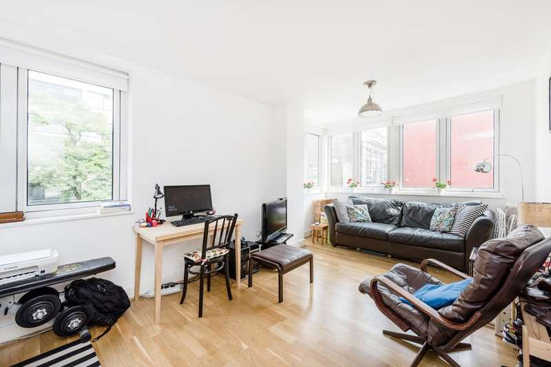2 Bedrooms Flat for sale in Commercial Road, London E1