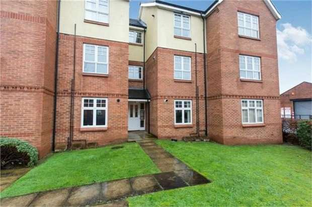 2 Bedrooms Flat for sale in Mill Chase Road, Wakefield, West Yorkshire