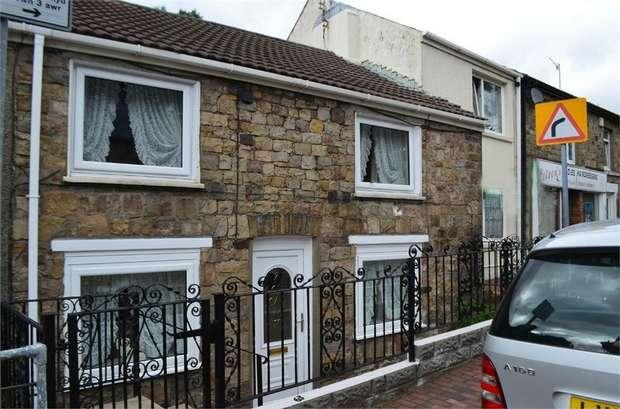 3 Bedrooms Cottage House for sale in Gurnos Road, Ystalyfera, Swansea, West Glamorgan