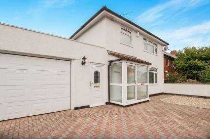 3 Bedrooms Semi Detached House for sale in Bridge Walk, Horfield, Bristol