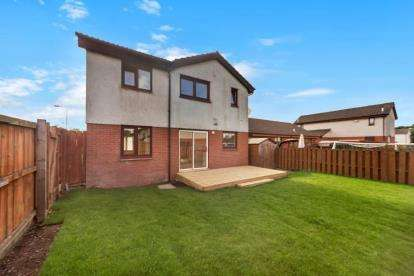 4 Bedrooms Detached House for sale in Auchinleck Drive, Robroyston, Glasgow