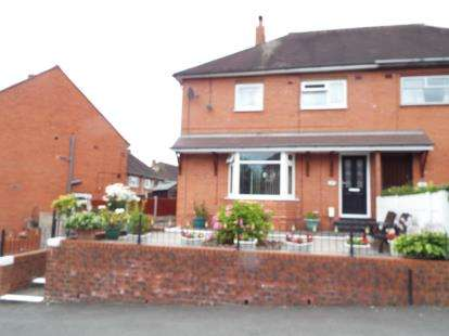 3 Bedrooms Semi Detached House for sale in Casewell Road, Stoke-On-Trent, Staffordshire