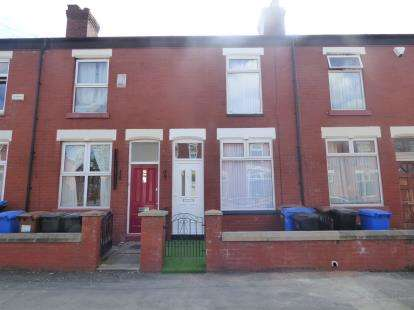 2 Bedrooms Terraced House for sale in Lowfield Road, Shaw Heath, Stockport, Cheshire