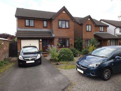 4 Bedrooms Detached House for sale in Ellesmere Avenue, Worsley, Manchester, Greater Manchester