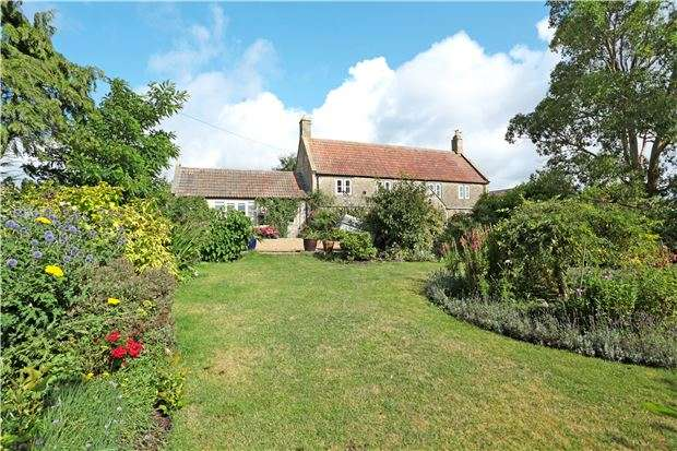 5 Bedrooms Detached House for sale in Wilmington, Newton St. Loe, BATH
