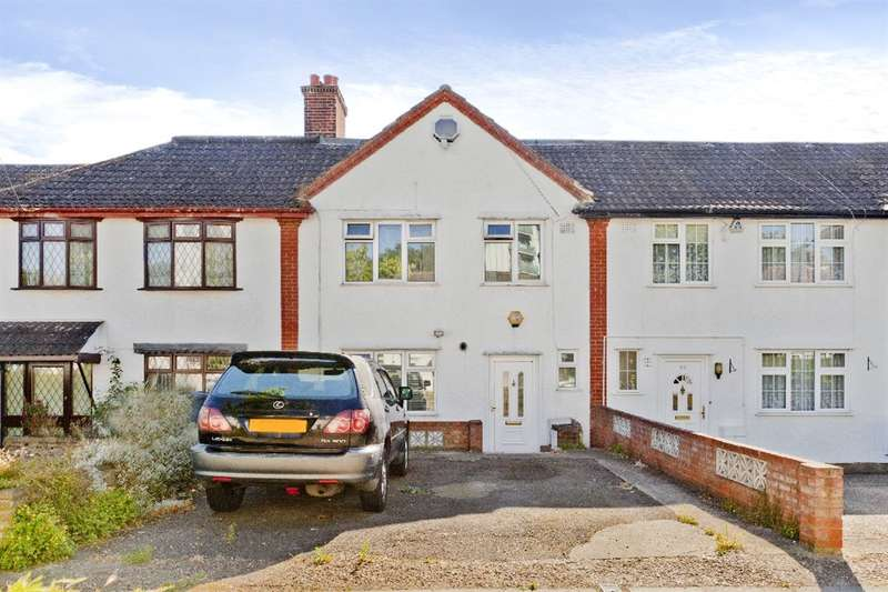 4 Bedrooms House for sale in Cloister Road, NW2