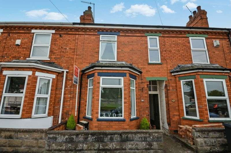 3 Bedrooms Terraced House for sale in Kingsway, Lincoln, LN5