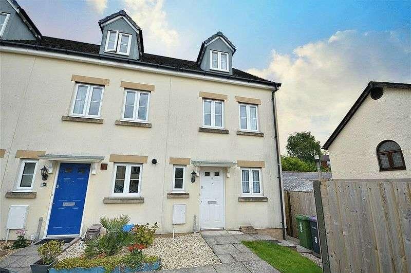 3 Bedrooms Semi Detached House for sale in Stonebridge Park, Cwmbran