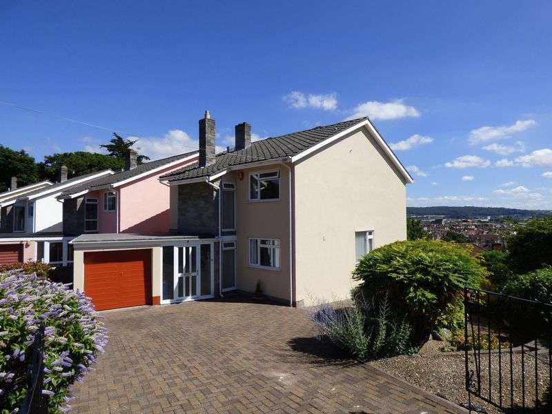 4 Bedrooms Detached House for sale in Trewartha Close, Weston-Super-Mare