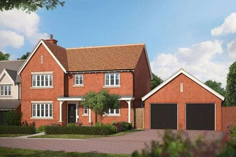 4 Bedrooms Detached House for sale in Kenilworth, The Fields, Hagley
