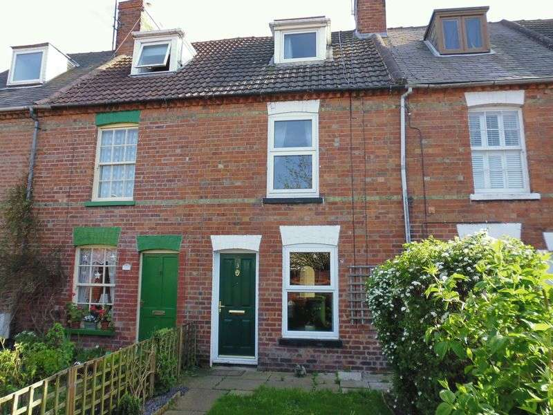 2 Bedrooms Terraced House for sale in Otters Cottages, Newark Road, Lincoln