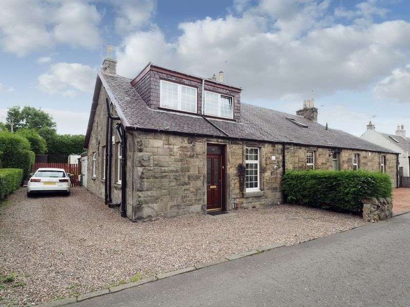 3 Bedrooms Semi Detached House for sale in 3 Bed Semi Detached Cottage, 145 Old Town, Broxburn