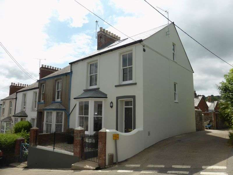 3 Bedrooms Terraced House for sale in Addison Terrace, Lostwithiel