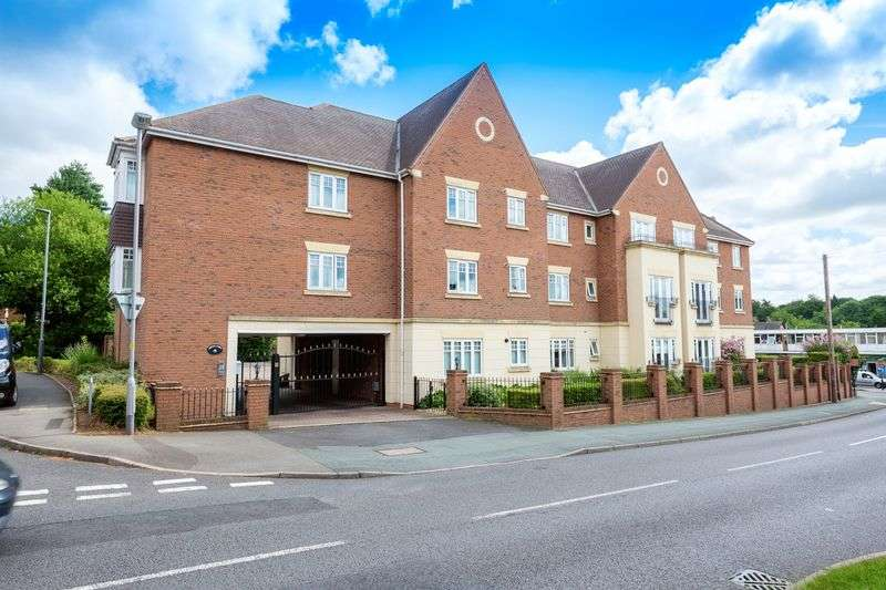 2 Bedrooms Flat for sale in The Holloway, Compton, Wolverhampton