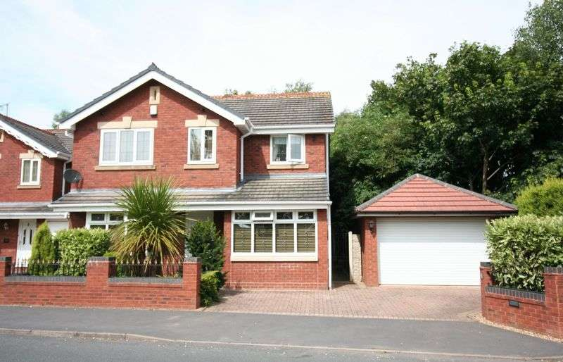 3 Bedrooms Detached House for sale in KINGSWINFORD, Balfour Road