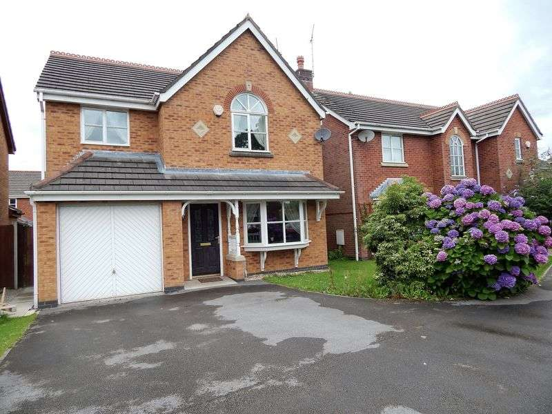 4 Bedrooms Detached House for sale in School Lane, Lostock Hall, Preston