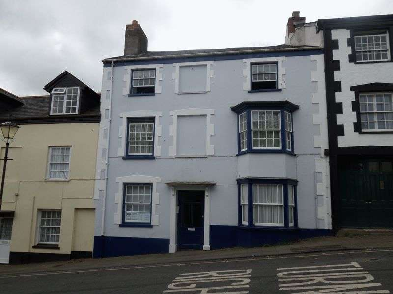 1 Bedroom Flat for sale in 3 Honestone Street, Bideford