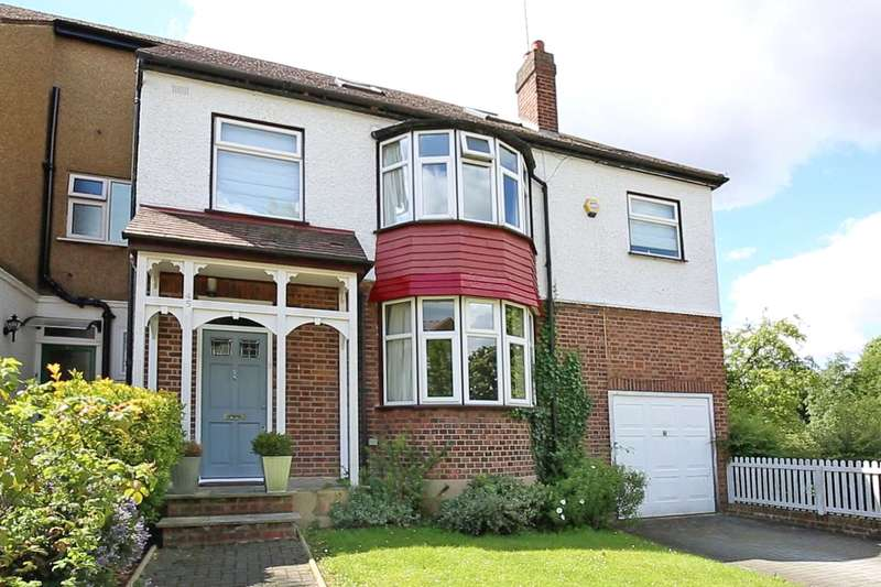 5 Bedrooms End Of Terrace House for sale in Windsor Road, Finchley, London, N3