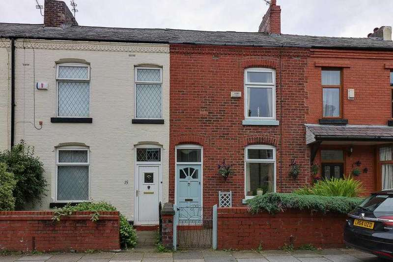 2 Bedrooms Terraced House for sale in Ollerton Terrace, Bolton