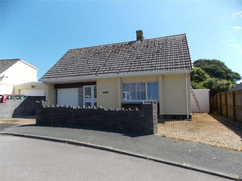 2 Bedrooms Detached House for sale in Miners Way, Liskeard, Cornwall
