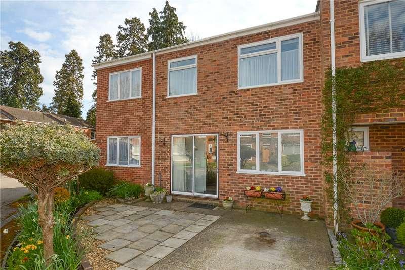 4 Bedrooms Terraced House for sale in Egerton Place, Weybridge, Surrey, KT13