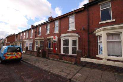 5 Bedrooms Terraced House for sale in Whitefield Terrace, Heaton, Newcastle Upon Tyne, NE6